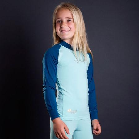 Koszulka termoaktywna dziewczęca z długim rękawem - Progress CC NDRD - 4