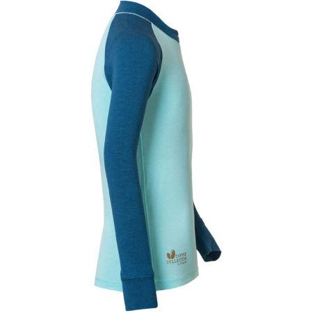 Girls' long sleeve functional T-shirt - Progress CC NDRD - 3