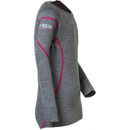 Dívčí funkční Merino triko - Progress MERINO LS-G - 3