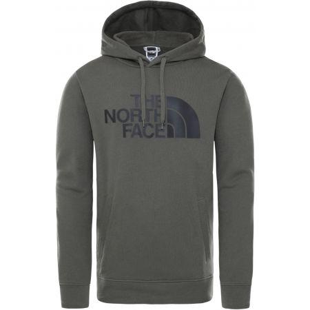 The North Face HALF DOME PULLOVER NEW TAUPE - Pánska flísová mikina