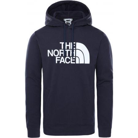 The North Face HALF DOME PULLOVER NEW TAUPE - Pánská fleecová mikina