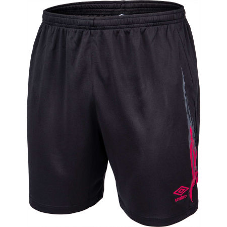 Umbro FW GRAPHIC KNIT SHORT