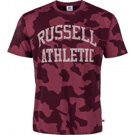 Russell Athletic S/S CREWNECK TEE SHIRT - Pánske tričko