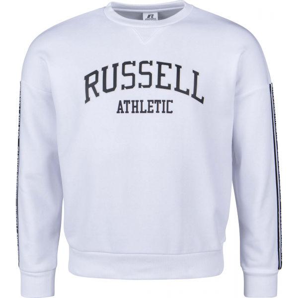 Russell Athletic PRINTED CREWNECK SWEATSHIRT  XL - Dámska mikina