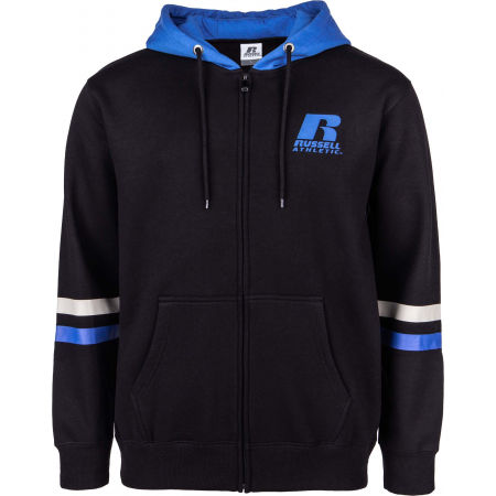 Russell Athletic FULL ZIPP HOODY SWEATSHIRT - Pánska mikina