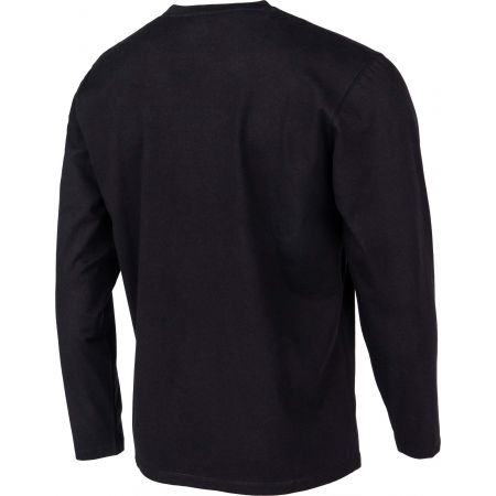 Men's T-Shirt - Russell Athletic L/S CREWNECK TEE SHIRT - 3