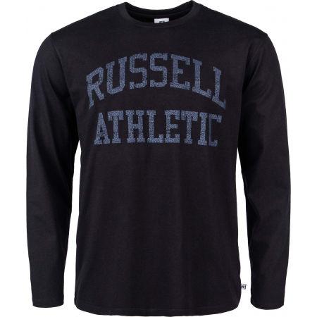 Russell Athletic L/S CREWNECK TEE SHIRT - Pánske tričko