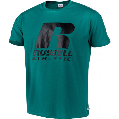 Men's T-Shirt - Russell Athletic S/S CREWNECK TEE SHIRT - 2
