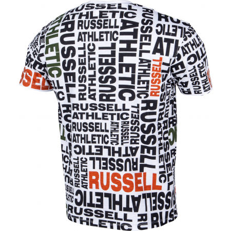 Herrenshirt - Russell Athletic AOP PRINTED S/S CREWNECK TEE SHIRT - 3