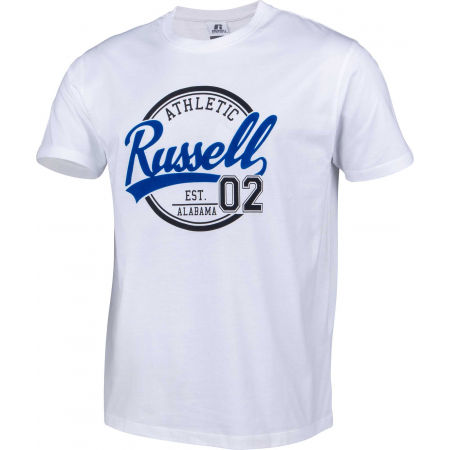 Men's T-shirt - Russell Athletic S/S CREWNECK TEE SHIRT - 2