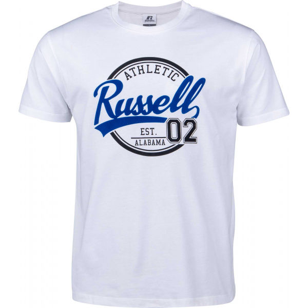 Russell Athletic S/S CREWNECK TEE SHIRT  XL - Férfi póló
