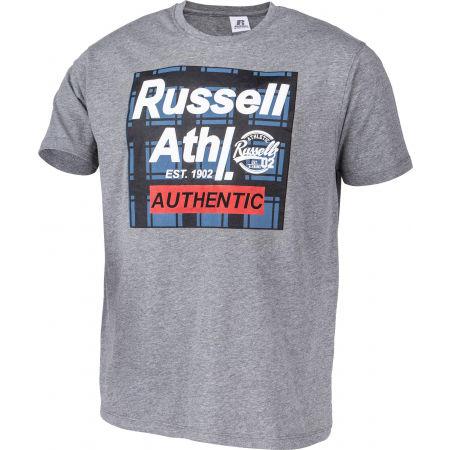 Tricou bărbați - Russell Athletic S/S CREWNECK TEE SHIRT - 2