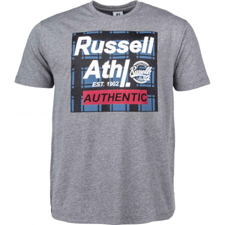 Russell Athletic S/S CREWNECK TEE SHIRT - Men's T-Shirt