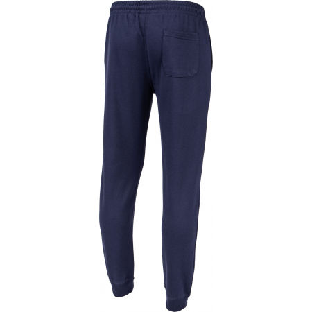 Pantaloni trening bărbați - Russell Athletic CUFFED PANT FRENCH TERRY - 3