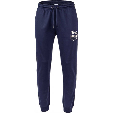 Russell Athletic CUFFED PANT FRENCH TERRY - Herren Trainingshose