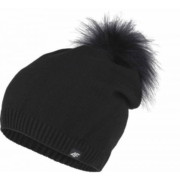 4F CAP   - Dámska zimná čiapka