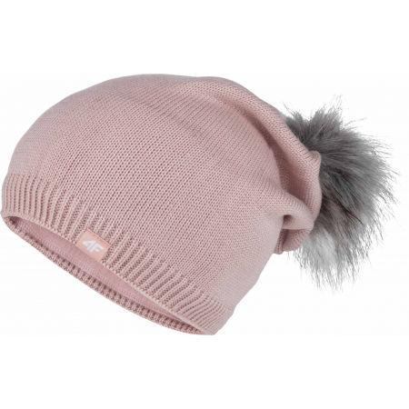4F CAP - Dámská zimní čepice