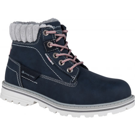 ALPINE PRO GENTIANO - Детски зимни обувки