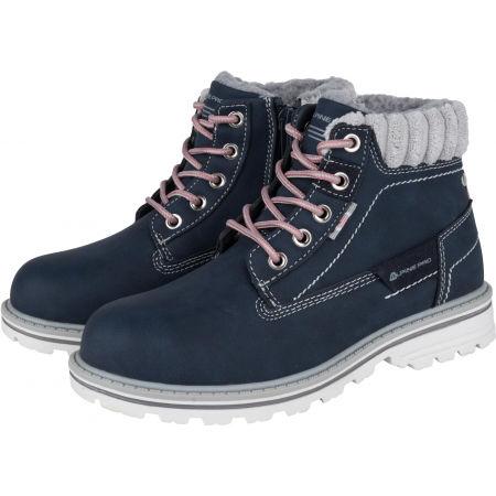 Dětská zimní obuv - ALPINE PRO GENTIANO - 2
