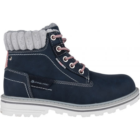 Dětská zimní obuv - ALPINE PRO GENTIANO - 3
