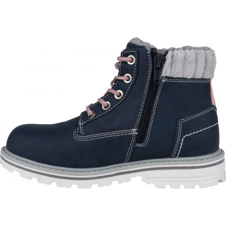 Dětská zimní obuv - ALPINE PRO GENTIANO - 4