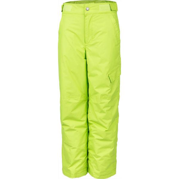 Columbia ICE SLOPE II PANT  L - Dětské lyžařské kalhoty