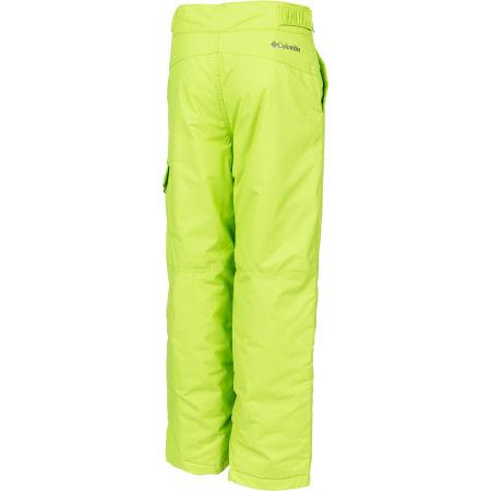 Dětské lyžařské kalhoty - Columbia ICE SLOPE II PANT - 3