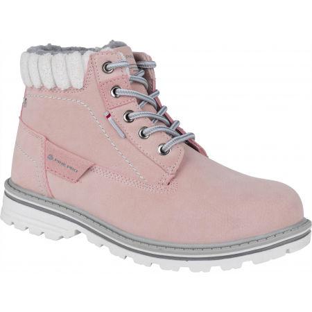 ALPINE PRO GENTIANO - Children's winter shoes