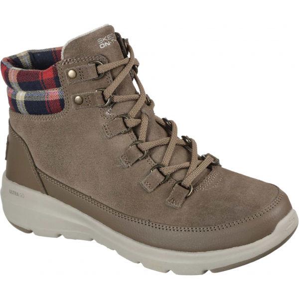 Skechers GLACIAL ULTRA  38 - Dámská zimní obuv