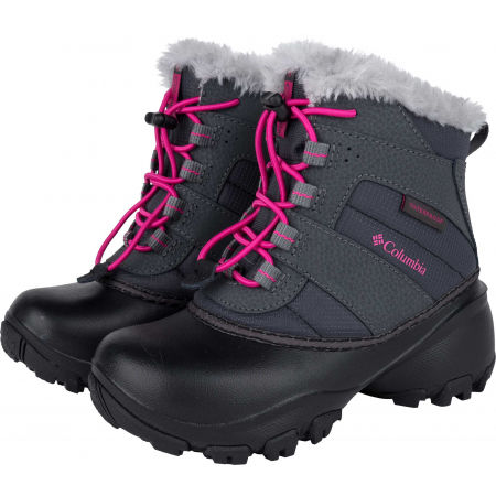 Dětská zimní obuv - Columbia CHILDRENS  ROPE TOW - 2