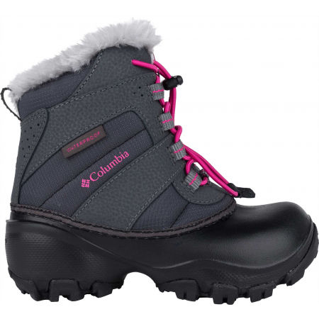 Children's winter shoes - Columbia CHILDRENS  ROPE TOW - 3