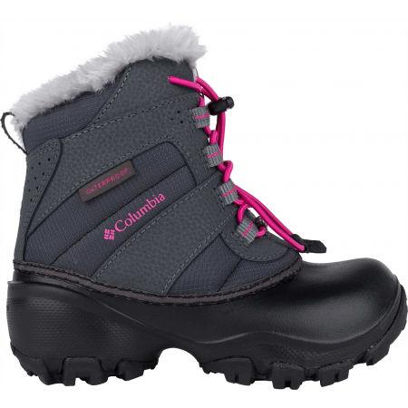 Dětská zimní obuv - Columbia CHILDRENS  ROPE TOW - 3
