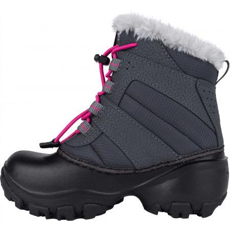 Dětská zimní obuv - Columbia CHILDRENS  ROPE TOW - 4