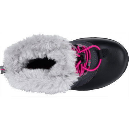 Dětská zimní obuv - Columbia CHILDRENS  ROPE TOW - 5