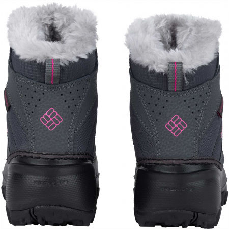 Children's winter shoes - Columbia CHILDRENS  ROPE TOW - 7