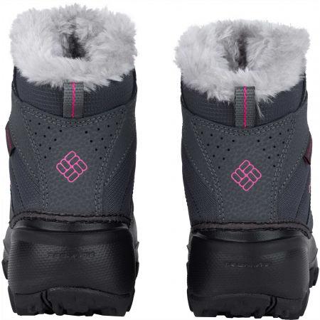 Dětská zimní obuv - Columbia CHILDRENS  ROPE TOW - 7