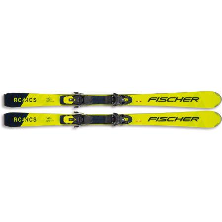 Junior downhill skis - Fischer RCS JR+RC4 Z9 - 2