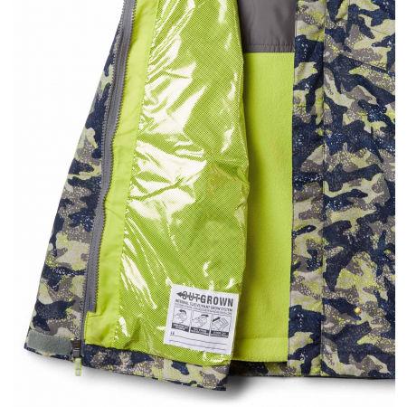 Kids' jacket - Columbia BUGABOO II FLEECE INTERCHANGE JACKET - 5