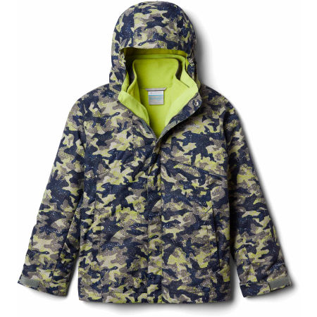 Dětská bunda - Columbia BUGABOO II FLEECE INTERCHANGE JACKET - 1