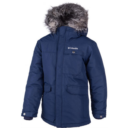 Детско зимно яке - Columbia NORDIC STRIDER JACKET - 2