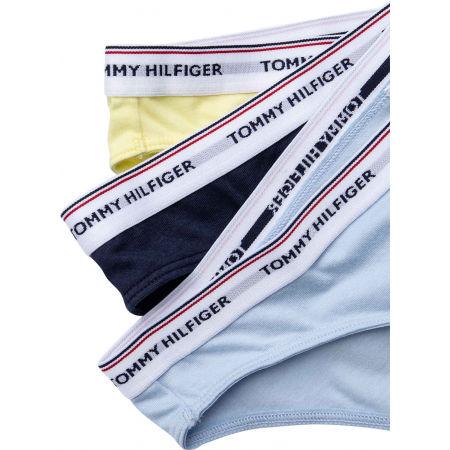 Dámské kalhotky - Tommy Hilfiger 3P BIKINI - 10
