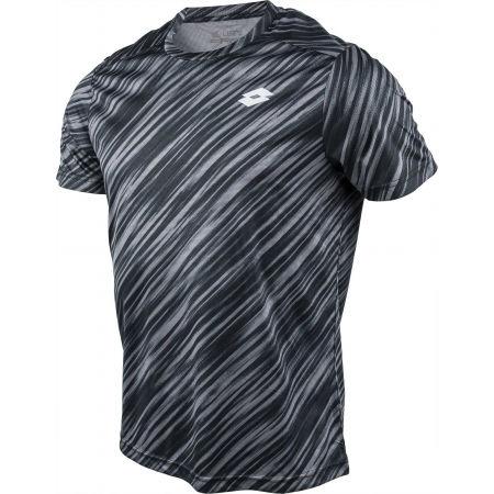 Pánské sportovní tričko - Lotto SPEEDRUN III TEE PRT PL - 2