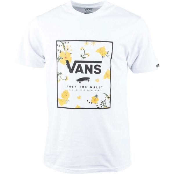 Vans MN PRINT BOX  XS - Pánske tričko