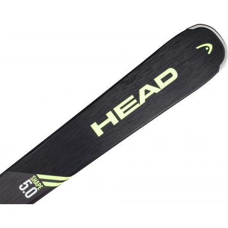 Ски за ски спускане - Head SHAPE 5.0 PP9+SX 10 GW PROMO - 5