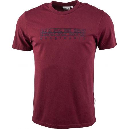 Herrenshirt - Napapijri SEBEL SS - 1