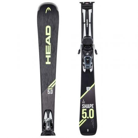 Ски за ски спускане - Head SHAPE 5.0 PP9+SX 10 GW PROMO - 1