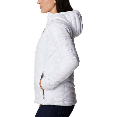Geacă de damă - Columbia POWDER LITE HOODED JACKET - 5