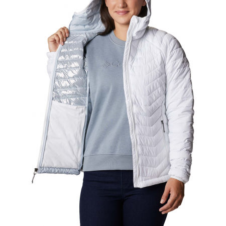 Geacă de damă - Columbia POWDER LITE HOODED JACKET - 7