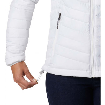 Geacă de damă - Columbia POWDER LITE HOODED JACKET - 9