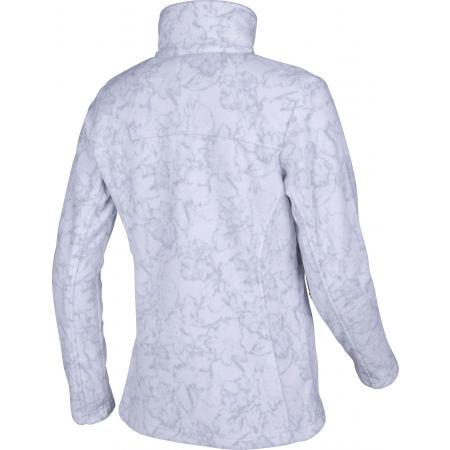 Women's jacket - Columbia FAST TREK PRINTED JACKET - 3